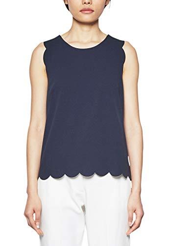 s.Oliver BLACK LABEL Damen 11.804.33.6275 T-Shirt, Blau (Dark Ocean 5959), 38