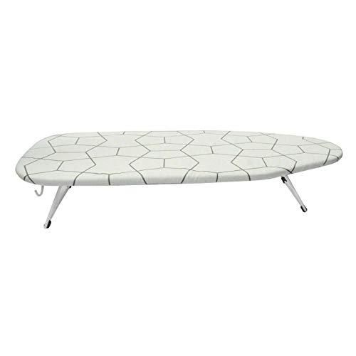 True Face Mini tabla de planchar compacta plegable portátil compacta tabla de planchar para ahorrar espacio, mesa de viaje, mini tabla de planchar, mini mesa de planchar
