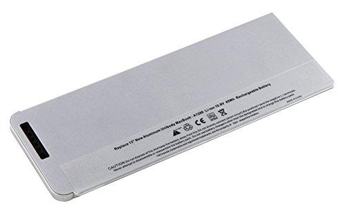 "Batteria 4200mAh portatile Notebook sostitutiva per Apple MacBook 13"" Aluminium Unibody, compatibile con A1278 A1280"