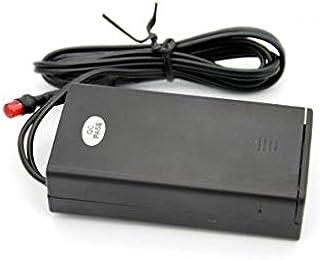 JX-SHOPPU ダミーセキュリティ レッド 電池式 90cm 小物 カー用品 車用 汎用 単三電池