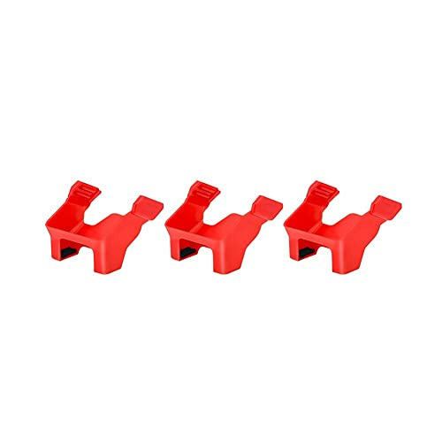 YXYX Accessori droni Combo Drone Battery Protector Accessori per D&Ji FPV Protezione della Batteria Base Cover Altezza Extender Carrello di Atterraggio (Color : 3pcs)