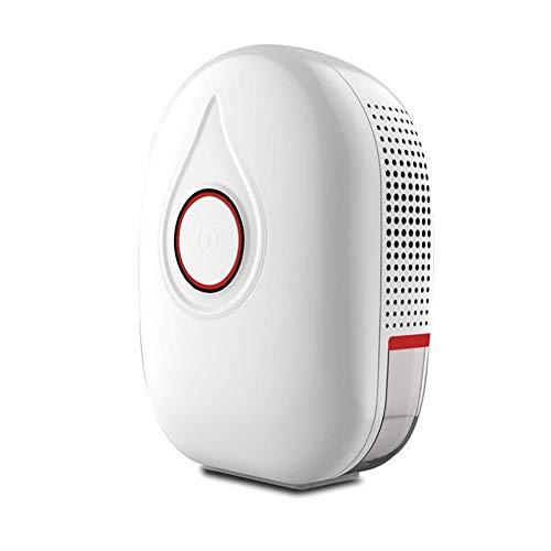 Deshumidificador eléctrico para el hogar, deshumidificador portátil para dormitorio en casa, 600...