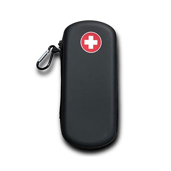 buy  EpiPen Carrying Case, Durable EVA Foam, Water ... Diabetes Care