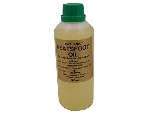 Gold Label Klauenöl / Knochenöl 500 ml