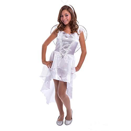 Morph Damen Angel Kostüm, weiß, M