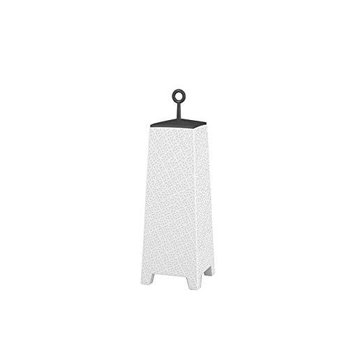 Vondom Mora lampe de sol pour l'extérieur h.103 cm LED blanche lumineuse