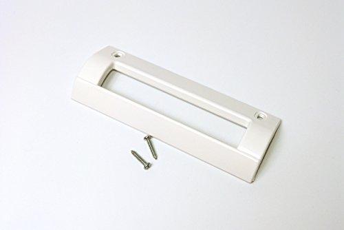 Recamania - Tirador Frigorifico Blanco Balay Crolls Superser, 19,7 x 7,5cm, Anclaje 16cm