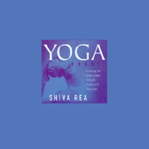 Yoga Chant audiobook cover art