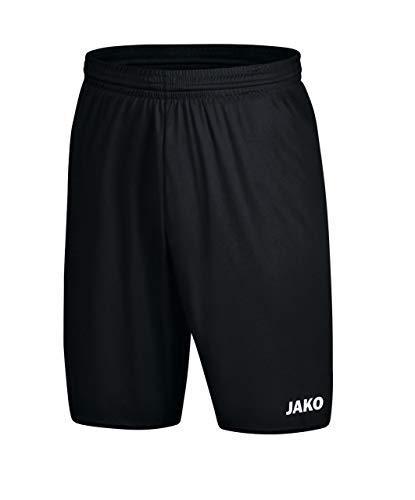 JAKO Sporthose Manchester 2.0, Größe:XXL, Farbe:schwarz