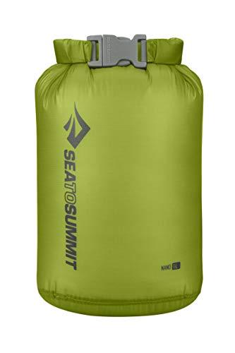 Sea to Summit Sleeping Bag, 1 Liter, Lime Green
