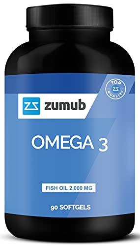 Zumub Omega 3| Salud y Bienestar