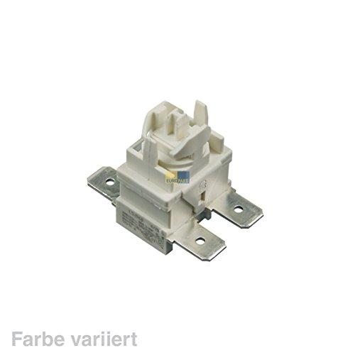 Tastenschalter Ein-Aus Schalter Taste 1fach Spülmaschine Geschirrspüler Ausführung wie Indesit Ariston Hotpoint Scholtès C00142650 auch Bauknecht 482000022962 für lv idl ide dv bfv dvg lvx bfz