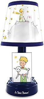 475621 Lampe de chevet Le Petit Prince avec cadre photo - bleu