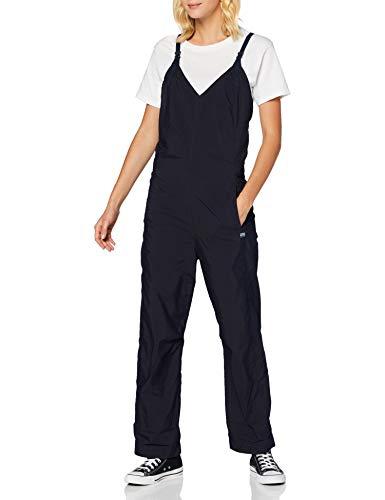 G-STAR RAW Damen Jumpsuit Utility strap loose jumpsuit Wmn s/less, Rinsed C282-082, Medium