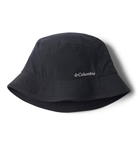 Columbia Pine Mountain Sombrero, Unisex Adulto, Black, L/XL