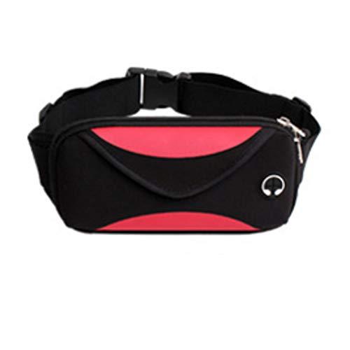 Xiannv Tasche per Materiale da Immersione Tascheper Lo Sport all'aperto TascheImpermeabili MultifunzioneRosso6,5Pollici