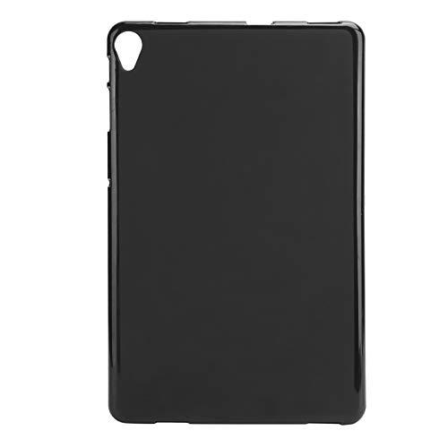 Tablet-Schutzhülle, TPU 360 Grad stoßfest Staubdichter Anti-Drop-Tablet-Computer-Schutzhülle für Alldocube für iPlay 40(schwarz)