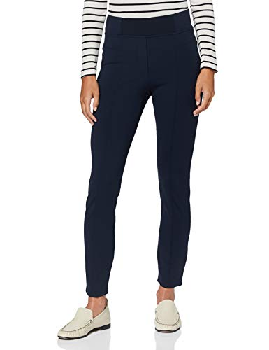 Gerry Weber Womens Hose Freizeit lang Pants, Dark Navy, 46