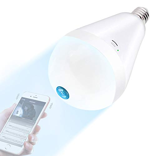 Tupeya Light Bulb Camera