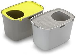 【ドイツKARLIE】上から入る猫ちゃん用トイレ キャットトップトイレット