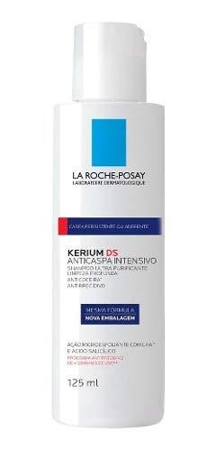 Kerium Ds La Roche-posay - Shampoo Anticaspa De Ação Intensiva 125ml