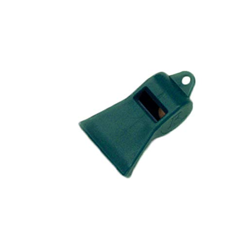 Coastal Pet Products DCPR1575 Plastic Remington Dog Whistle with Pea, Green