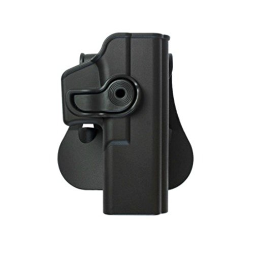 IMI Defense Tactical Retention Polymer Concealed Roto Pistol Handgun Holster For Glock 17/22/28/31 Gen 4 Compatible