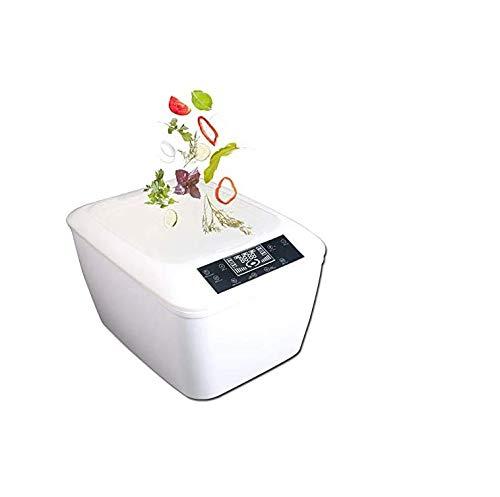 Intelligente Gemüse Waschmaschine, Meeresfrüchte Reinigungsmaschine, automatischer Start Ultraschall-Reinigungsgerät, LED Intelligent Control Panel