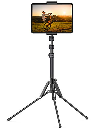 Lamicall Tablet Floor Tripod Stand  Only $27.99!
