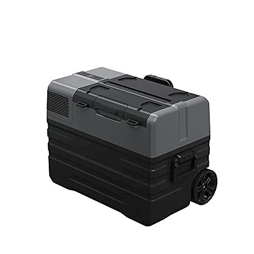 WECDS 425262Litros ACDC1224V Refrigerador de Coche Portátil Camping Picnic Compresor de RV al Aire Libre Mini Nevera Nevera Caja de Hielo para Viajes (42 litros)