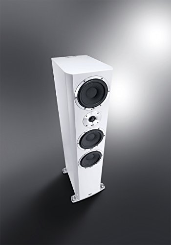 HECO Stand Lautsprecher Elementa 700 Weiss Stück-