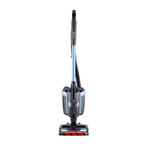 Shark Cordless Upright Vacuum Cleaner [IC160UK], Powered Lift-Away, Single Battery, Blue