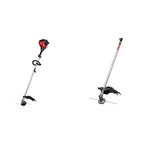 Great Price! Craftsman CMXGTAMD29SS Straight Shaft Gas Trimmer and Extended Reach Fixed Line Head Tr...