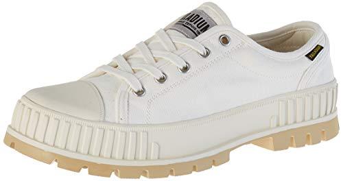 Palladium Unisex-Erwachsene Plshock Og U Hohe Sneaker, Elfenbein (Marshmallow F84), 39 EU