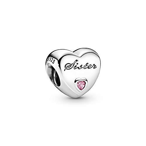 Pandora 791946PCZ - Charm a forma di cuore