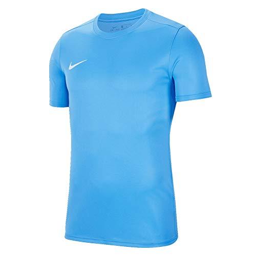 Nike Y Nk Dry Park VII JSY Ss T Shirt University BlueWhite Large