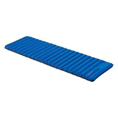 Trangoworld Confort Air Matelas, Bleu Royal/Ombre Noire, Taille Unique