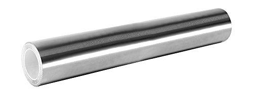 TapeCase 10-5-420 Cinta adhesiva de plomo/caucho de color plateado oscuro, cinta adhesiva de plomo forrada convertida de 3M 420, 60-225 grados F temperatura de rendimiento, 0,0068 cm de grosor, 5 cm de largo, 10 cm de ancho, rollo