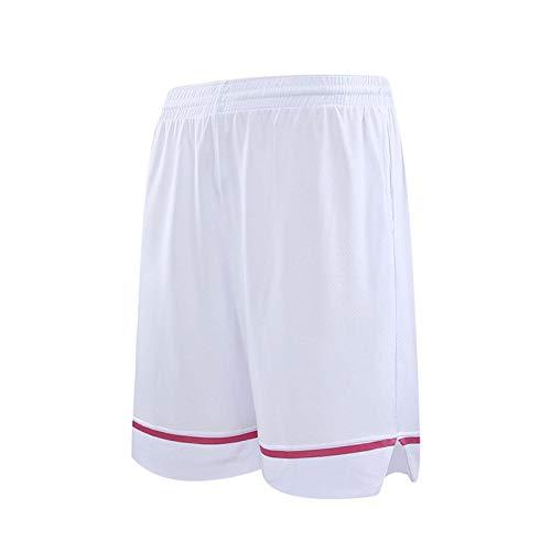 ZJFSL Hombre Jersey Timberwolves Pantalones De Baloncesto Pantalones Cortos Deportivos para Hombres De Bordado Pantalones