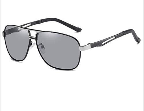 N-B Polarized Sunglasses European and American Men's Metal Retro Sunglasses Outdoor Sports Cycling Sunglasses