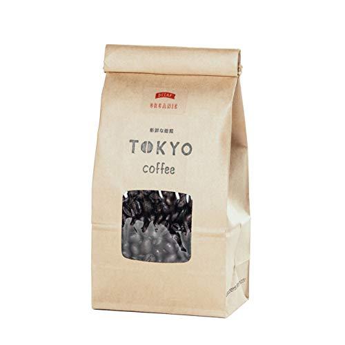 カフェインレス コーヒー豆 自家焙煎 ブラジル 珈琲 粉 by Tokyo Coffee Decaf (中挽き 200g)
