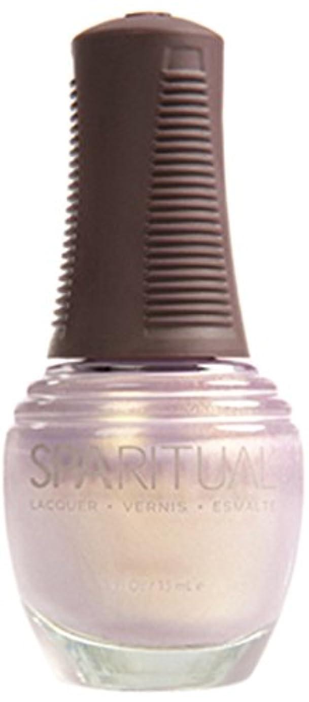 グラス構成員保護SpaRitual スパリチュアル ネイルラッカー フィックル15ml #80250