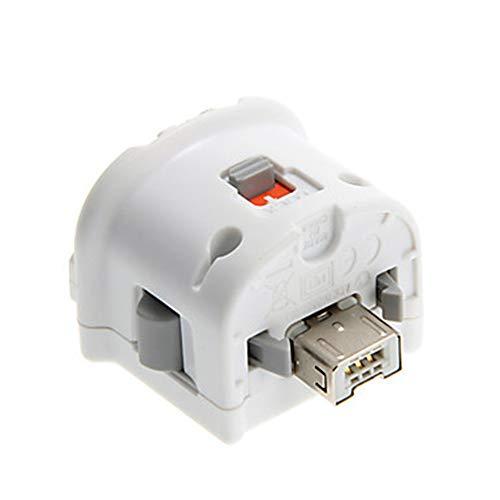 Adaptador Motion Plus para Controlador de Wii, Adaptador de inducción Externo, Accesorios...