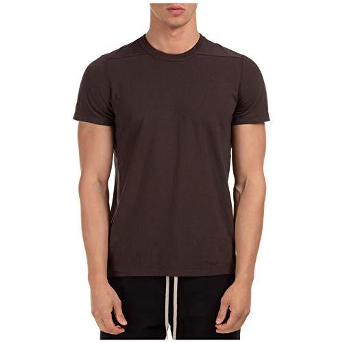 Rick Owens Hombre Camiseta Dark Dust S