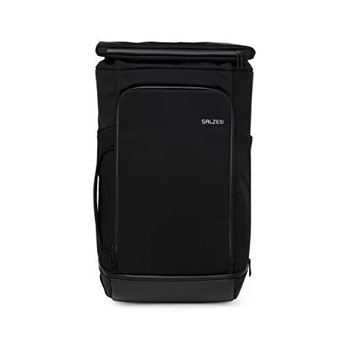 SALZEN Travelbag - Business Reiserucksack, 32-37l, Handgepäcksgröße mit Tablet- und Laptopfach 16