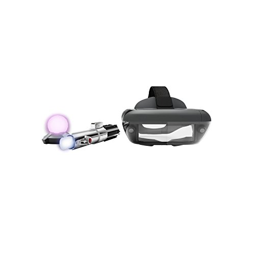Lenovo 0191927 Star WarsTM Jedi Challenges AR Headset with Lightsabre Controller and Tracking Beacon