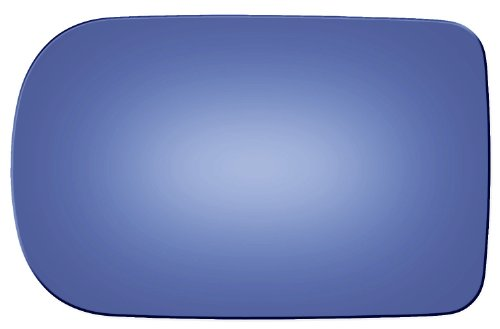 Flat Driver Left Side Replacement Mirror Glass for 1995-2001 Bmw 740
