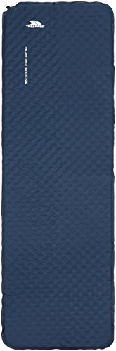 Trespass Zed, Blue, Light Self Inflatable Mattress 183cm x 51cm, Blue
