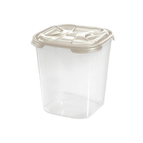 Tontarelli FRIGO Box Quadro Nuvola 4,75LT, Weiß, 4,5 l