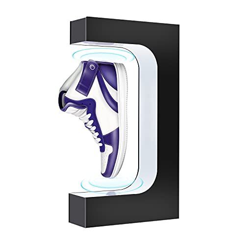 U/R C' Ultra Floating Shoes Display Magnetic Suspension Shoes Stand with LED Light...